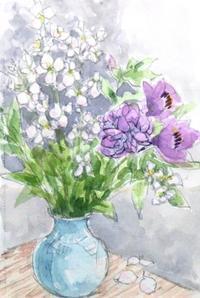 ストックの花 - ryuuの手習い
