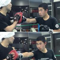 トレーナー - 本多ボクシングジムのSEXYジャーマネ日記