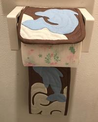 IMさんのペーパーホル... - ほっと一息・・~Sakura's Hawaiian QuiltⅡ