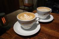 Porta coffee standさんでラテ - *のんびりLife*