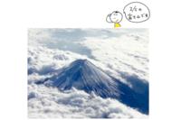 富士山 - 午後二時