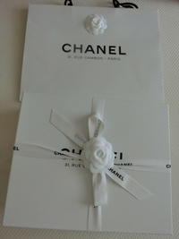 パリでのお買い物♡CHANELシャネル - Orchid◇girL in Singapore Ⅱ