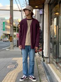 """90's BORDER L/S TEE"" style~KODAI~ - DAKOTAのオーナー日記「ノリログ」"