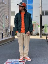 """BORDER L/S TEE"" style~NORI~ - DAKOTAのオーナー日記「ノリログ」"