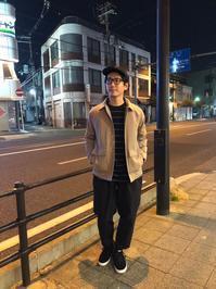 """""""BORDER L/S TEE"""" style~TKB~ - DAKOTAのオーナー日記「ノリログ」"""