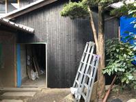 奈良町町家再生計画納屋工事2 - 国産材・県産材でつくる木の住まいの設計 FRONTdesign  設計blog