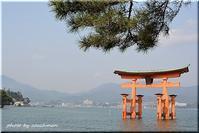 厳島神社(2)狛犬広島県 - 北海道photo一撮り旅
