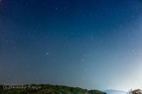 明るい夜に - 撃沈風景写真