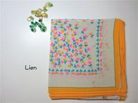 セルフヴィンテージスカーフを使いこなしたい - Lien Style (リアン スタイル)