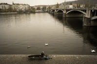 A moment in Prague #38 - 時が止まったかのような - - S w a m p y D o g - my laidback life