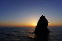 sunset - デジタルで見ていた風景