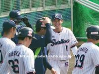 山田哲人選手2019沖縄キャンプその2 - Out of focus ~Baseballフォトブログ~ 2019年終了