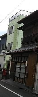 お休みのお知らせ&街の鬼瓦 - ウンノ整体と静岡の夜