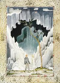 カイ・ニールセン画:アンデルセン童話から「雪の女王」② - Books