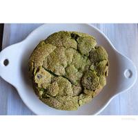 抹茶と甘納豆のガトーショコラ - cuisine18 晴れのち晴れ