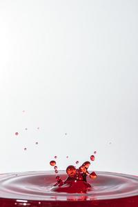 【備忘録】水滴アートに挑戦中 その10 ~きのこ以外でも美しい~ - Omoブログ