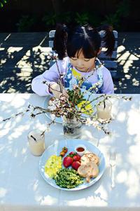 lunch at backyard* - Avenue No.8