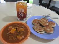 Sin Ming Roti Prata シンガポールで大好きなお店♪ - よく飲むオバチャン☆本日のメニュー