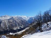 剱岳展望の山千石城山 (757.6M)    登頂 編  NO2 - 風の便り