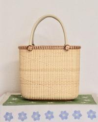 Tupper Tote - handvaerker ~365 days of Nantucket Basket~