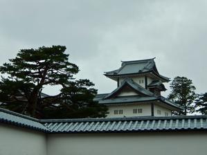 金沢城のお茶処。──「豆皿カフェ」(金沢の旅 その8) -