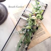 和風のアレンジを洋風に - 花雑貨店 Breath Garden *kiko's  diary*