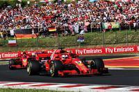 【ハンガリーGP 回顧】フェラーリ決勝レポート - F1-MGT.com
