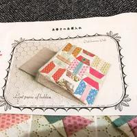 2月のキット糸巻の糸くず入れ(1) - orucco