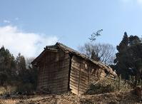 板外壁の小屋 - 終の棲家のひとりごと♪