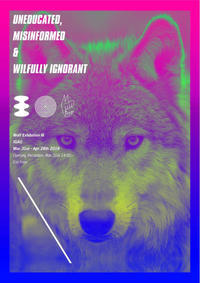 Wolf Exhibition III - News