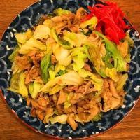 豚肉とキャベツのオイスターソース炒め - 野口家のふだんごはん ~レシピ置場~