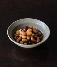 田谷直子さんの煮豆小鉢 - 暮らし用品便り