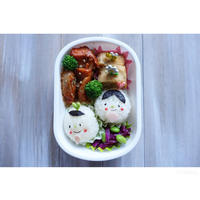 ひな祭り弁当 - cuisine18 晴れのち晴れ