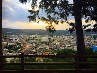 羊山公園【ゆずこ さん】 - あしずり城 本丸