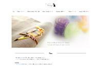 【お知らせ】tamayu WEBサイトリニューアルに伴いページのURLが変更になりました。 - 羊毛刺しゅう・羊毛フェルト作家 tamayu活動日記