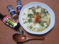 ヘルシー(^^♪ 豆腐ときのこのオイスター煮 - candy&sarry&・・・2