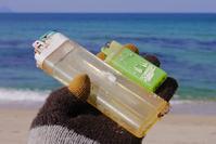 ひさびさ・巨人国のライター! - Beachcomber's Logbook