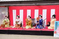 京都マラソン2019 植物園に芸舞妓さん - ぴんぼけふぉとぶろぐ2