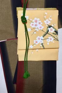 春の準備 装い - 赤煉瓦洋館の雅茶子