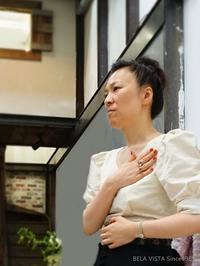 leur logette 19SS展示会の一コマから--デザイナーの横顔 - 美人レッスン帳 BELA VISTA編