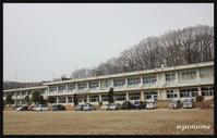 旧朝日小学校 (那須まちづくり広場) と針金細工 - キルトとステッチ時々にゃんこ