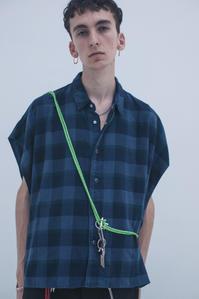 ご紹介に遅れました JieDa スリーブレスシャツ の紹介です! - Doctor Feelgood BLOG