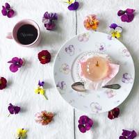 花とおやつとコーヒーと - nico☆nicoな暮らし~絵付けと花とおやつ
