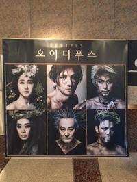 20190224演劇「오이디푸스」(オイディプス王) - 韓国万事屋