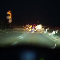 高速道路を走る20190227 - UZU