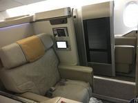 アシアナ航空A380ファーストクラスシート搭乗 - バリってインドネシアだったの・・・!?