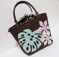 3wayプチバッグ by sakura - ほっと一息・・~Sakura's Hawaiian QuiltⅡ