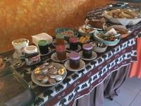 ホテル メルモーズでの朝食 - せっかく行く海外旅行のために