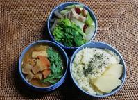 塩豚とセロリの唐辛子炒め - Breeze way