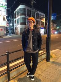 """""""90's BORDER L/S TEE"""" style~TKB~ - DAKOTAのオーナー日記「ノリログ」"""